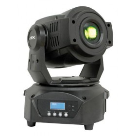 schuin voorzijde - AFX Light SPOT60LED - 60W Led Spot Moving Head (Actie)