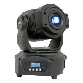 schuin voorzijde 2 - AFX Light SPOT60LED - 60W Led Spot Moving Head (Actie)