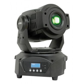 schuin voorzijde 3 - AFX Light SPOT60LED - 60W Led Spot Moving Head (Actie)