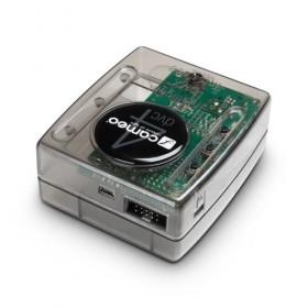 Achterkant Cameo DVC 4 - Dmx Interface en Software pakket