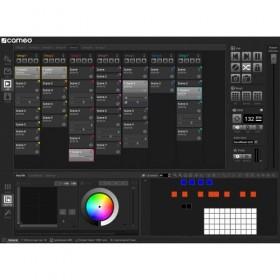 software 2 Cameo DVC 4 - Dmx Interface en Software pakket