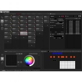 software 4 Cameo DVC 4 - Dmx Interface en Software pakket