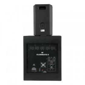 achterkant Dap-Audio Club Mate II - compacte actieve speakerset