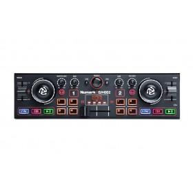Numark Dj2Go2 Compacte DJ Controller met Serato DJ voorkant