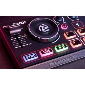 Numark Dj2Go2 Compacte DJ Controller met Serato DJ - knoppen