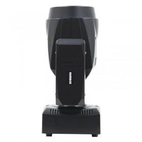 Zijkant Equinox Fusion 100 spot MKII - Compacte 80 Watt Movinghead met Gobo's en Prisma