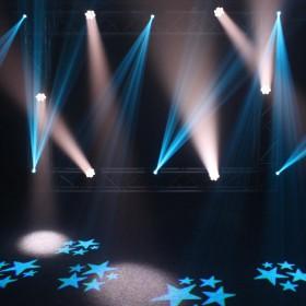 Lichteffect 3 Equinox Fusion 100 spot MKII - Compacte 80 Watt Movinghead met Gobo's en Prisma