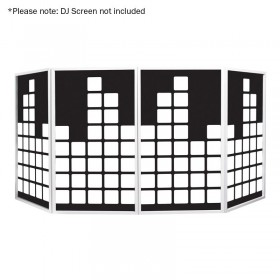 DJ Screen Equaliser Design Lycra