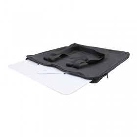 EQUINOX EQLED124 - 2x 1,5m DJ Totem Kit - tas met bodem en top platen