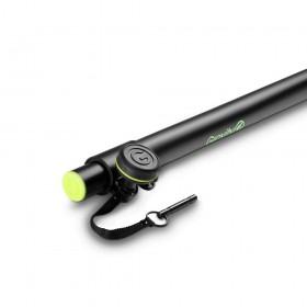 Verstel knop met veiligheidspin - Gravity SP 2332 B verstelbare tussenpaal 35 mm op M20