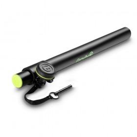 boven deel met pin Gravity SP 3332 TPB tweedelige Verstelbare speaker Pole 35 mm tot 35 mm