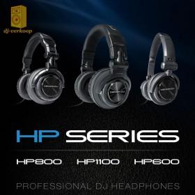 Denon DJ HP1100 Professionele DJ hoofdtelefoon - hp series van denon dj