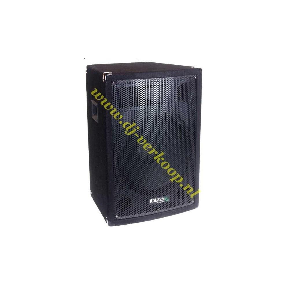 "IBIZA Sound DISCO12 B - 12"" Speaker van 300W RMS (Actie)"