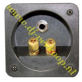 """aansluitingen IBIZA Sound DISCO12B - 12"""" Speaker van 300W RMS (Actie)"""