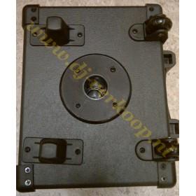 onderkant Ibiza Sound Port8Mini - Mobiele PA met cd/usb/mp3 speler