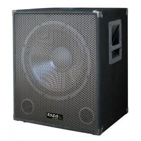 "IBIZA Sound SUB15A 15"" Actieve Subwoofer 800 Watt max"