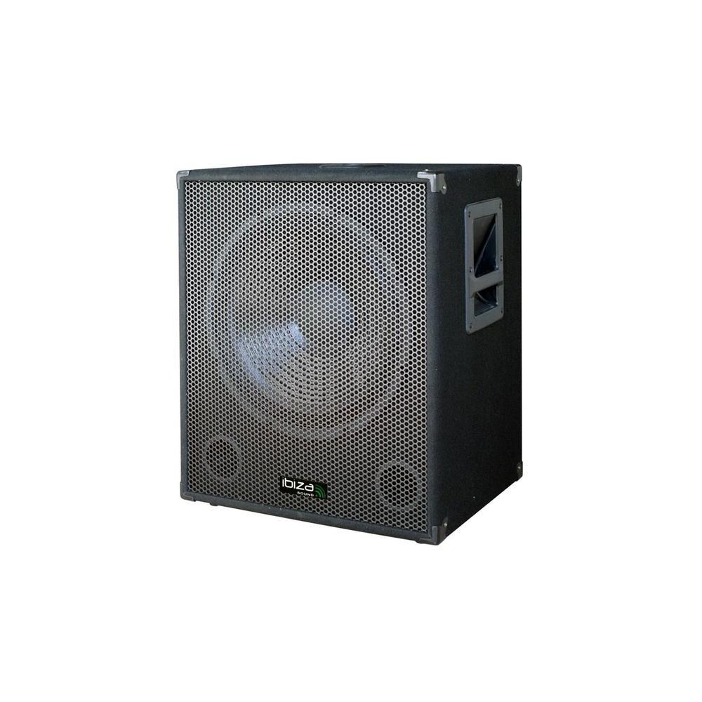 "IBIZA Sound SUB18A Actieve 18"" Subwoofer 1200 Watt max"