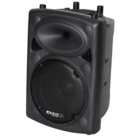 Ibiza Sound SLK10A-BT Actieve speakerbox 10/25cm 400W met usb-mp3 Bleutooth