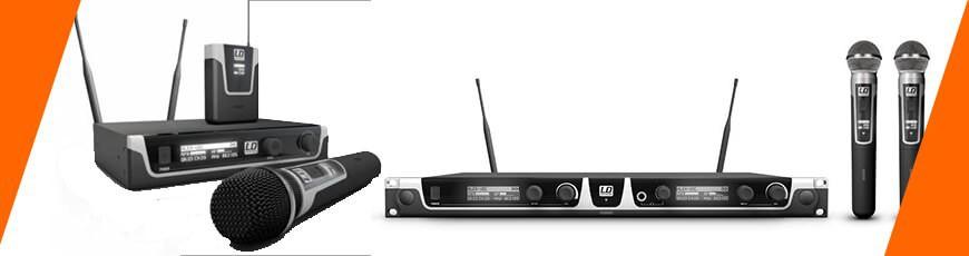 De LD Systems u500 microfoons vind u bij dj-verkoop
