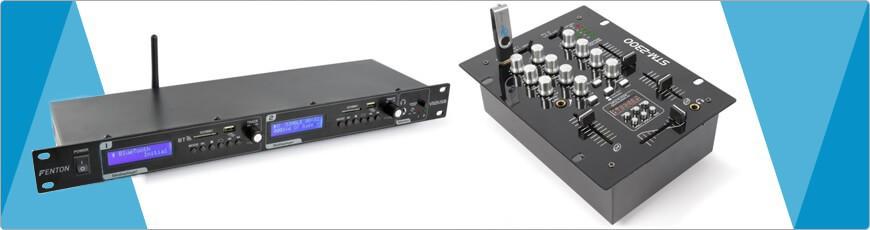 USB Mediaspelers - DJ-VERKOOP