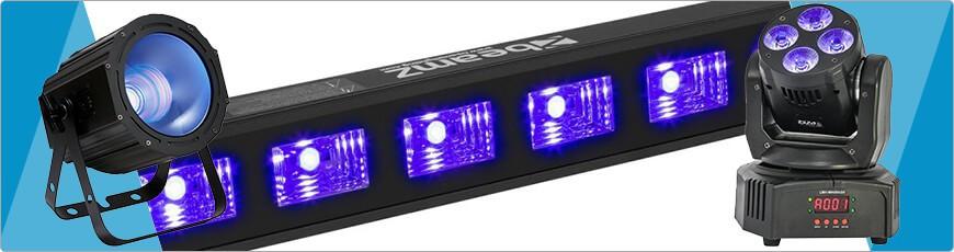 UV verlichting en blacklights koop je voordelig bij dj-verkoop.nl