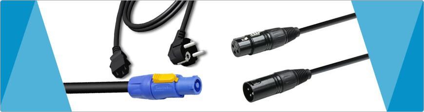 De beste kabels voor licht bij dj-verkoop!