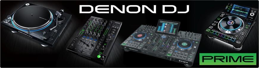 De Denon DJ Prime serie Kopen? Prime 4, SC5000, X1800 of VL12!