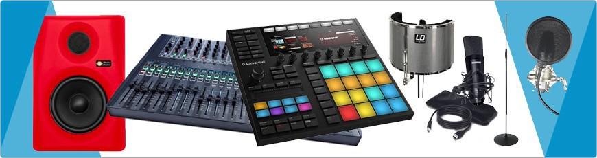 DJ, Producer, Studio Gear en Apparatuur voordelig kopen bij dj-verkoop