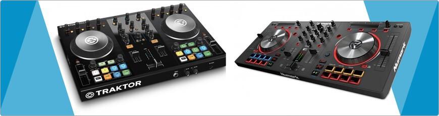 DJ-controllers en software goedkoop kopen?