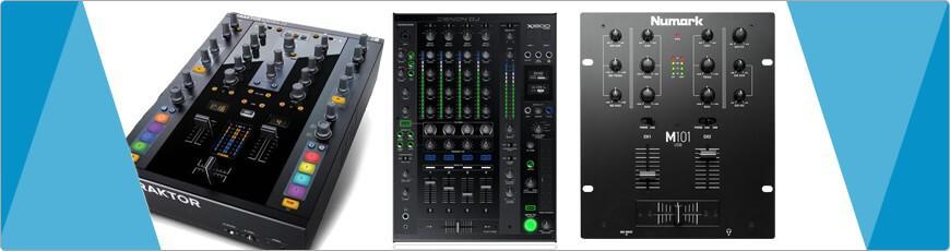 DJ Mixer of mengtagel koepn? voordelig goed en goedkoop bij dj-verkoop