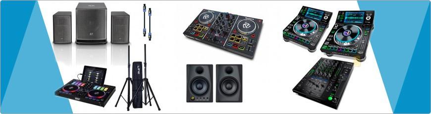 Complete DJ sets koop je bij www.dj-verkoop.nl voordelig kopen