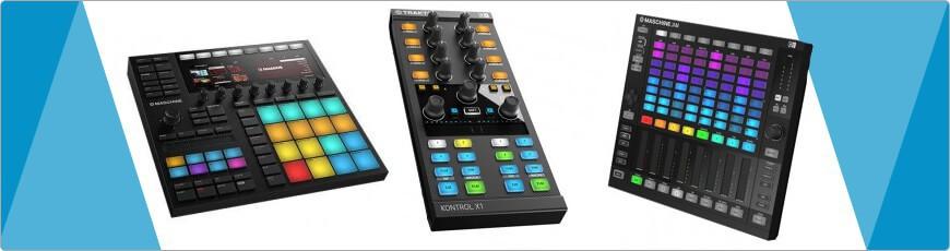 DJ-Gear USB / MIDI controllers - RMA Quality Sound / www.dj-verkoop.nl (Amsterdam/Zaandam) dj, disco en licht gear
