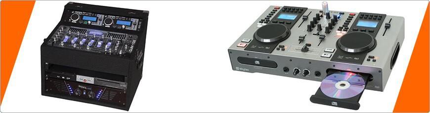 CD + Mixer sets goedkoop kopen bij dj-verkoop