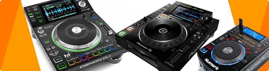 Mediaspelers - DJ-Verkoop.nl / DJ / Studio / Producer / Zang / Licht en Geluid Apparatuur