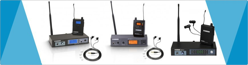 In-Ear Monitoring - DJ-Verkoop.nl