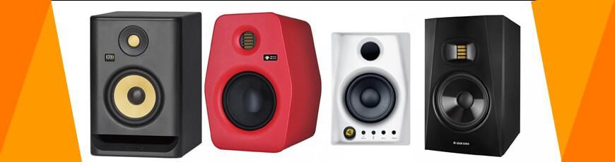 Monitor Speakers (studio) - DJ-Verkoop.nl / DJ / Studio / Producer / Zang / Licht en Geluid Apparatuur
