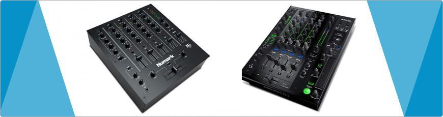 DJ Mixer, club mixer of disco mixer koop je bij dj-verkoop.
