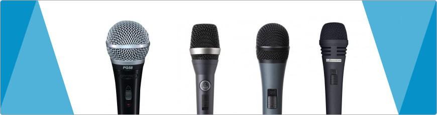 Dynamische Microfoons voordelig goedkoop kopen dj-verkoop