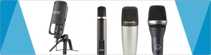 Condensator microfoons voordelig goedkoop kopen dj-verkoop