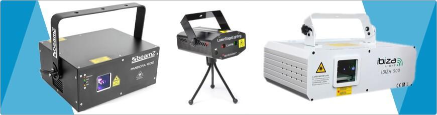Laser voordelig goedkoop kopen dj-verkoop dealer