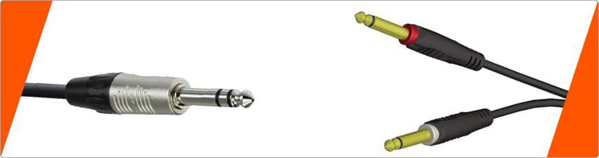 De beste jack kabels vind u bij dj-verkoop!