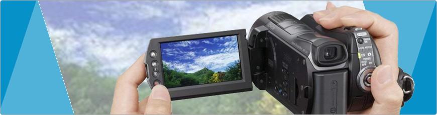 Video camera huren? Bij DJ VERKOOP huur je een goede camera voordelig