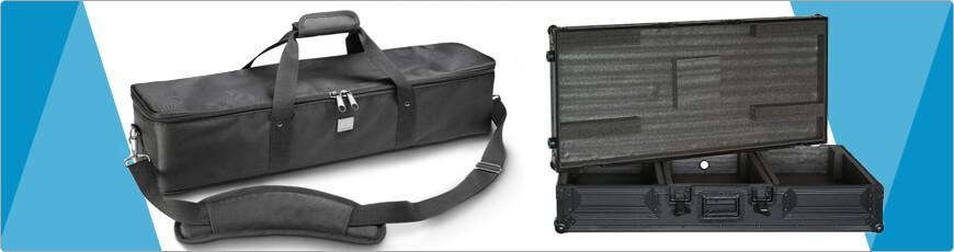 Flight cases, Bags, Tassen, Stofkappen voor DJ Gear kopen