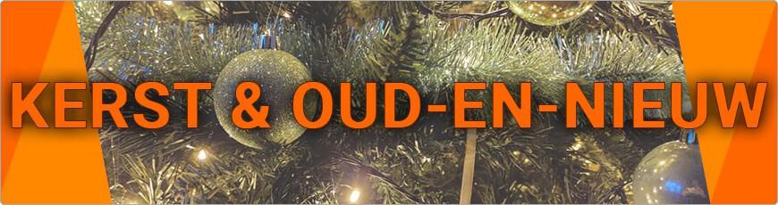 Alles voor een goed kerstfeest, van karaoke tot lichteffecten!