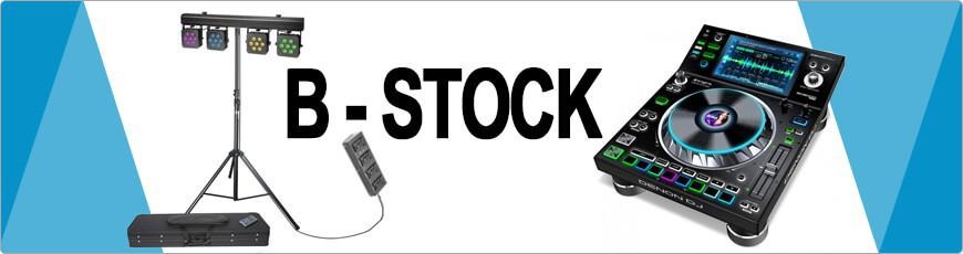 2e Hands/ Showmodel - DJ-verkoop.nl | DJ | Studio | Producer | Zang | Licht en Geluid Apparatuur