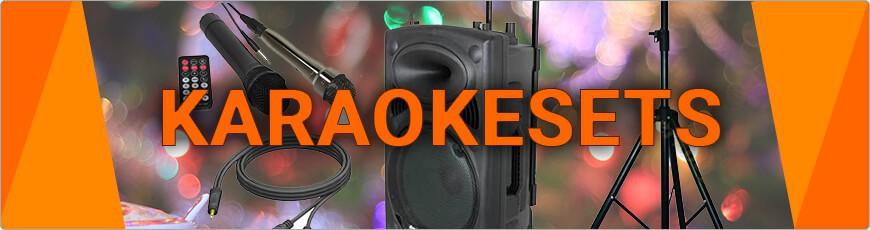 Karaokesets voor oud-en-nieuw en kerst goedkoop voordelig kopen?