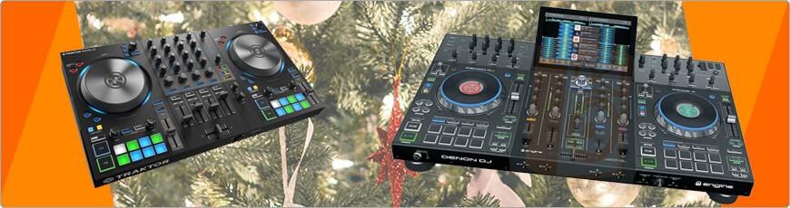 Voordelige kerst cadeaus voor DJ's