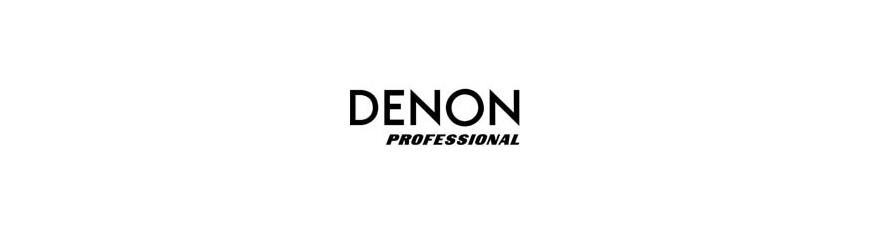 Denon Professional DJ-Verkoop Studio Producer Zang Geluid Apparatuur