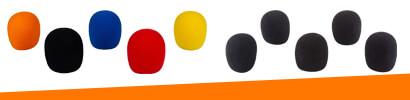 Microfoon Plopkappen heel voordelig en in elke kleur