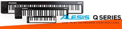 Alesis Q serie midi Keyboards